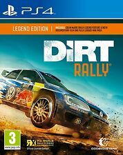 Dirt Rally Legend Edition PS4 (Includes Colin McRae Blu Ray) #K2023