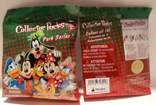 COMPLETE SET OF SERIES 7 Disney Collector Park Packs NEW In Plastic bags