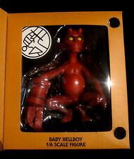 """HELLBOY Baby Hellboy - Vinyl Figur - 1/6 Scale Figure - 4"""" / 10 cm"""
