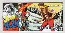 fumetto striscia - IL GRANDE BLEK serie inedita numero 150