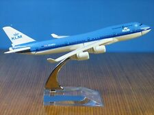 New KLM BOEING 747 Passenger Airplane Plane Metal Diecast Model Collection