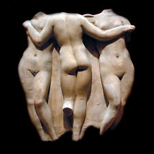 The Three Graces ancient Greek Roman Sculpture Replica Reproduction