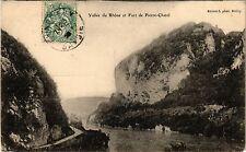 CPA Vallee du Rhone et Fort de Pierre-Chatel (272648)