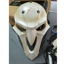 Overwatch Reaper Mask Cosplay Costume Hallowmas Fancy Ball Masquerade Toys
