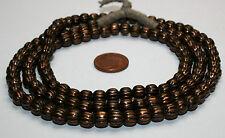 Strang copper metal beads