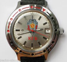 MADE IN RUSSIA RUSSIAN MILITARY AUTOMATIC WATCH VOSTOK DIVER 2416B/921892