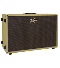 Peavey 212-C 2 x 12 Guitar Cabinet Tweed (open box ex demo)