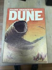 Frank Herbert's Dune Vintage Board Game! Bookcase Game