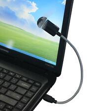 Mini Flexible USB Cooling Cooler Fan For PC Computer Laptop Desktop Black 2016