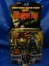 Resident Evil Jill Valentine Web Spinner Figures MOC ToyBiz Video Game Superstar