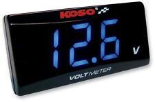 Koso North America Super Slim Volt Meter BA024BOO