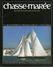 CHASSE MAREE N° 147 : HUITRIERES DU TREGOR - CHANTIER BENETEAU - VANIKORO - MOTH