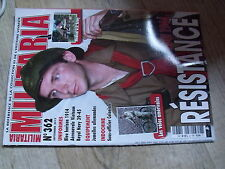 $$j Revue Armes Militaria N°362 Aout 1944 Resistance  Indochine  médical US Army