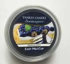 YANKEE CANDLE SCENTERPIECE BERRYLICIOUS EASY MELT CUP FREE SHIPPING