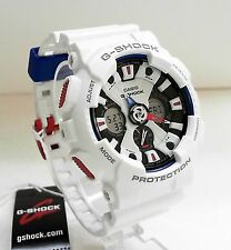 New Casio G-Shock Tricolor Big Case Ana Digi World Time Watch GA-120TR-7A