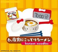 Re-ment Sanrio Hello Kitty nonbiri Relaxation Day No.6  rement 1 pcs From Japan
