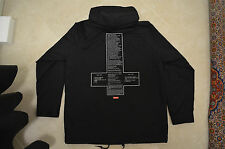 Supreme X Black Sabbath Hooded Parka Size Large L  + Supreme Bag + Sticker