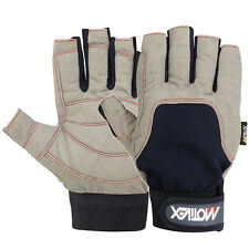 Sailing Glove Yachting Canoe Kayak Dinghy Rope WaterSki Outdoor Cut Finger Small