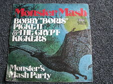 Bobby Boris Pickett & The Crypt Kickers- Monster Mash 7 PS-Germany-Rock
