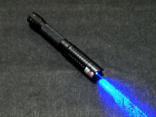 -2W-Astronomy Powerful 445nm Blue Burning Laser Pointer Pen Focusable Beam
