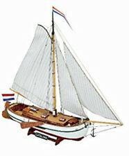 "Classic, Authentic Wooden Model Ship Kit by Mamoli: the ""Catalina"""