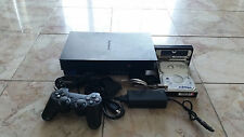 PlayStation 2 PS2 Modded Console Free McBoot 4,000 Games Bundle & KIT