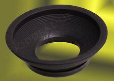 Dk-19 rubber l'oculaire LCD pour Nikon DSLR Caméra D3 D3X D4 Df D800 D810 D700