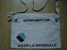 CYCLISME  musette  AG2R LA MONDIALE   vermarcsport  2010