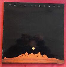 MANU DIBANGO   LP ORIG FR   FIESTA 1978   AFRO FUNK JAZZ