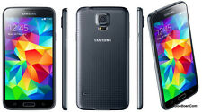 "Samsung Galaxy S5 G900F 5.1"" 4G LTE Libre Android TELEFONO MOVIL 16GB 16MP NEGRO"