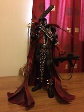 "12"" Spawn (Issue 7 Cover art) Figure - McFarlane Toys 2006"