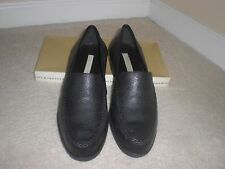 """Partners Women's """"Joan"""" Black Slip on Shoes Size (10W)"""