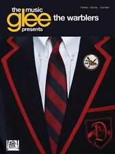 Glee Songbook The Warblers Learn Pop PIANO Guitar PVG Keyboard Music Book
