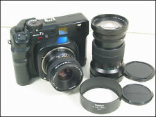Mamiya 7II + 80mm f/4 L + 150mm f/4 L Set Near MINT