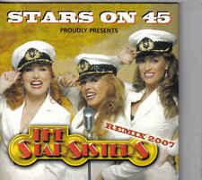 Stars On 45-The Star Sisters remix 2007 cd single