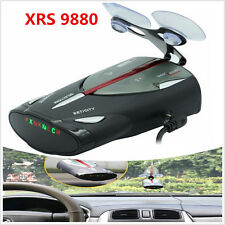 360°   16 Band High Performance Cop Radar Laser Detector cobra XRS-9880 Led