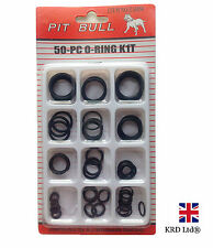 50Pc Assortiti O Ring SET Gomma O Ring Sigilli Tap Piombatura O-Ring