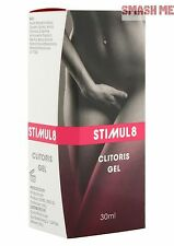 Stimul8 Clitoris Gel Klitoris Reiz Lustmittel Orgasmus Sex Stimulanz 30ml