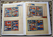 RARE French miniature book of the13th century in the collection of the Soviet