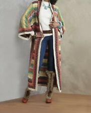 sz small Calliope Long SweaterCoat Duster by Ashro new