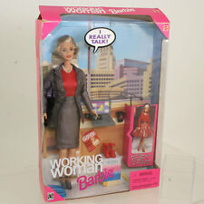 Mattel - Barbie Doll - 1999 Working Woman Barbie *NM*