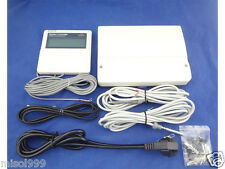 CONTROLLER of SOLAR WATER HEATER, 220V, 3 temperature sensors