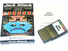 Jack Attack für C16/116/Plus/+4   Commodore Modul Cartridge boxed (JACKBO)