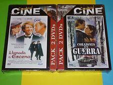 CORAZONES EN GUERRA + LLAMADA A ESCENA / Curtain Call - Precintada