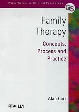 Family Therapy: Concepts, Process and Practice (Wiley Series in Clinical Psychol