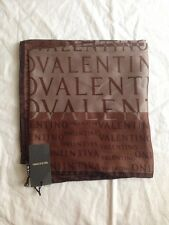 VALENTINO   %100 AUTHENTIC SCARF PURCHASED FROM DEPARTMENT STORE IN USA