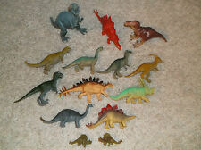 DINOSAUR COLLECTION OF 14. SEE PICS & DISCRIPTION