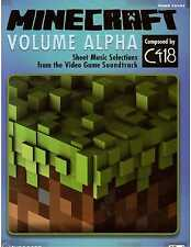 Minecraft Volume Alpha Piano Sheet Music from the Video Game Soundtrack !