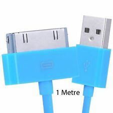 USB TO 30 PIN DATA SYNC CHARGER CABLE FOR iPhone 4 4S iPad iPod 2/3/4 1/2/3Metre