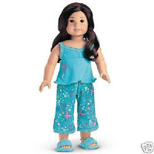 AMERICAN GIRL LTD ED 2006 JESS PAJAMAS PJ'S NIB RET DOLL NOT INCLUD! KANANI MIA